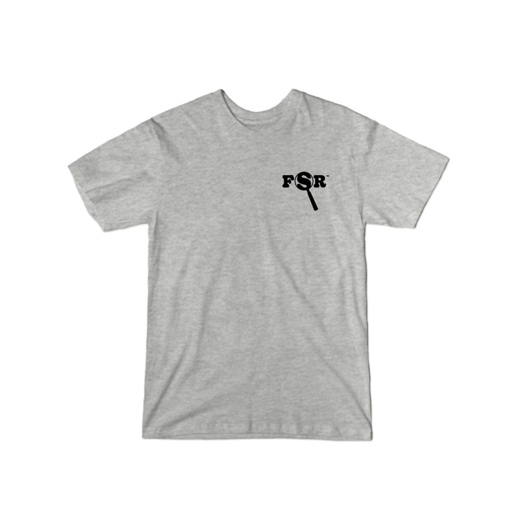 Full Size Run - Have You Ever Resold Sneakers? Tee - Grey