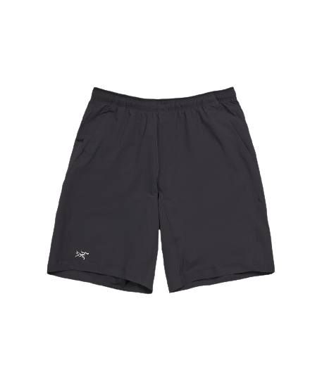 Black Aptin Shorts