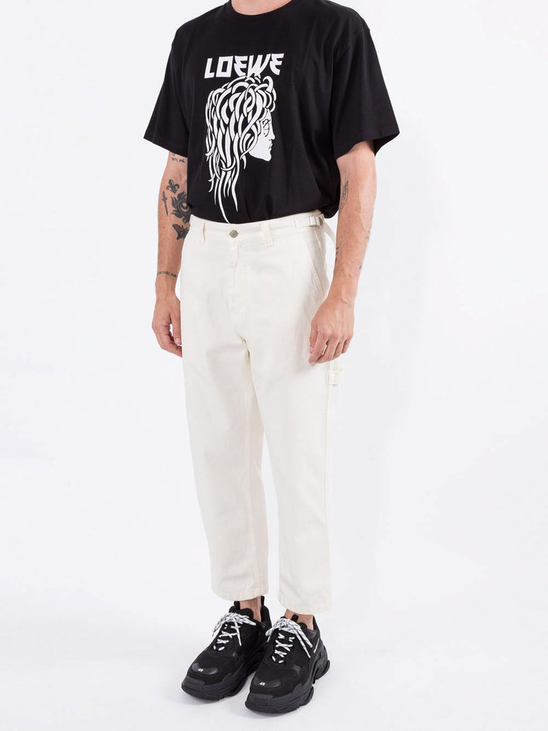 Off-white Worker Straight Fit Trousers
