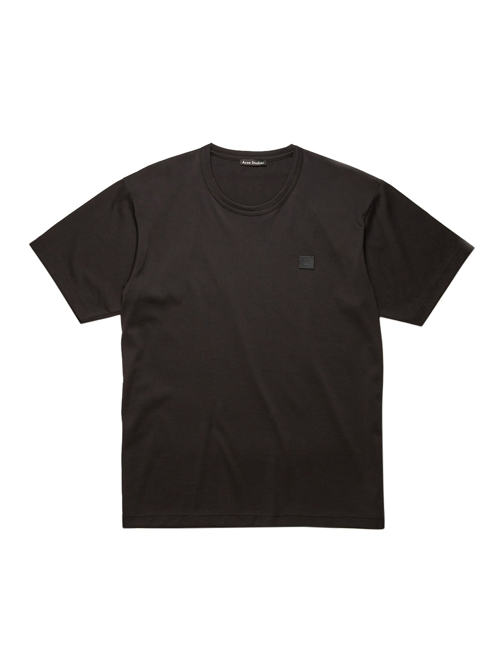 Black Classic Fit Cotton T-Shirt