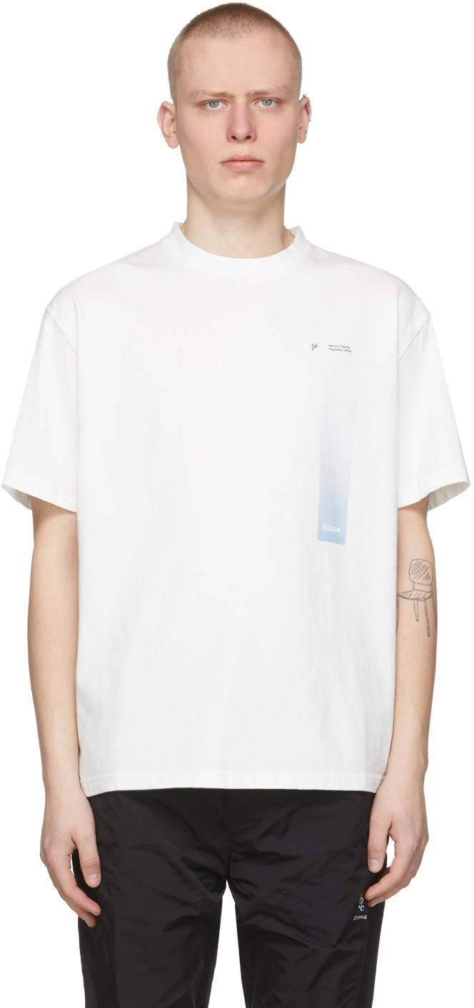 White My Own Private Planet IDRC Department T Shirt