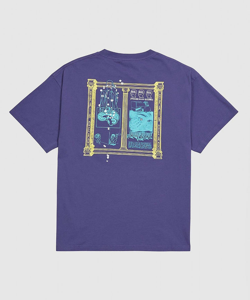 Purple Phase Ecology Sound T-Shirt