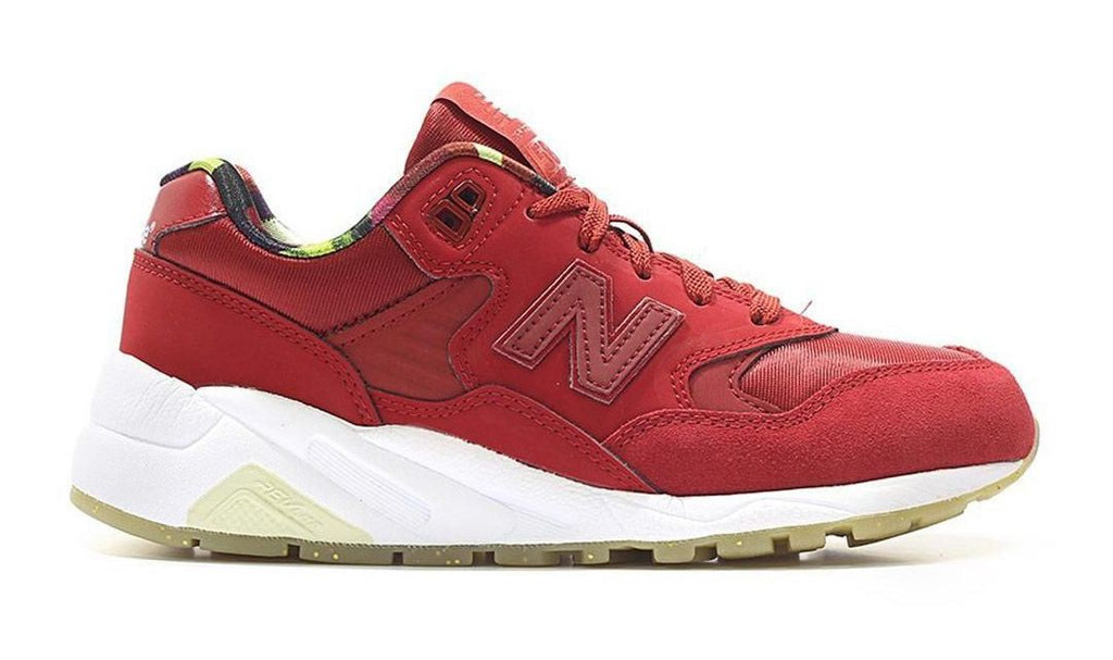 Red 580 D Sneakers