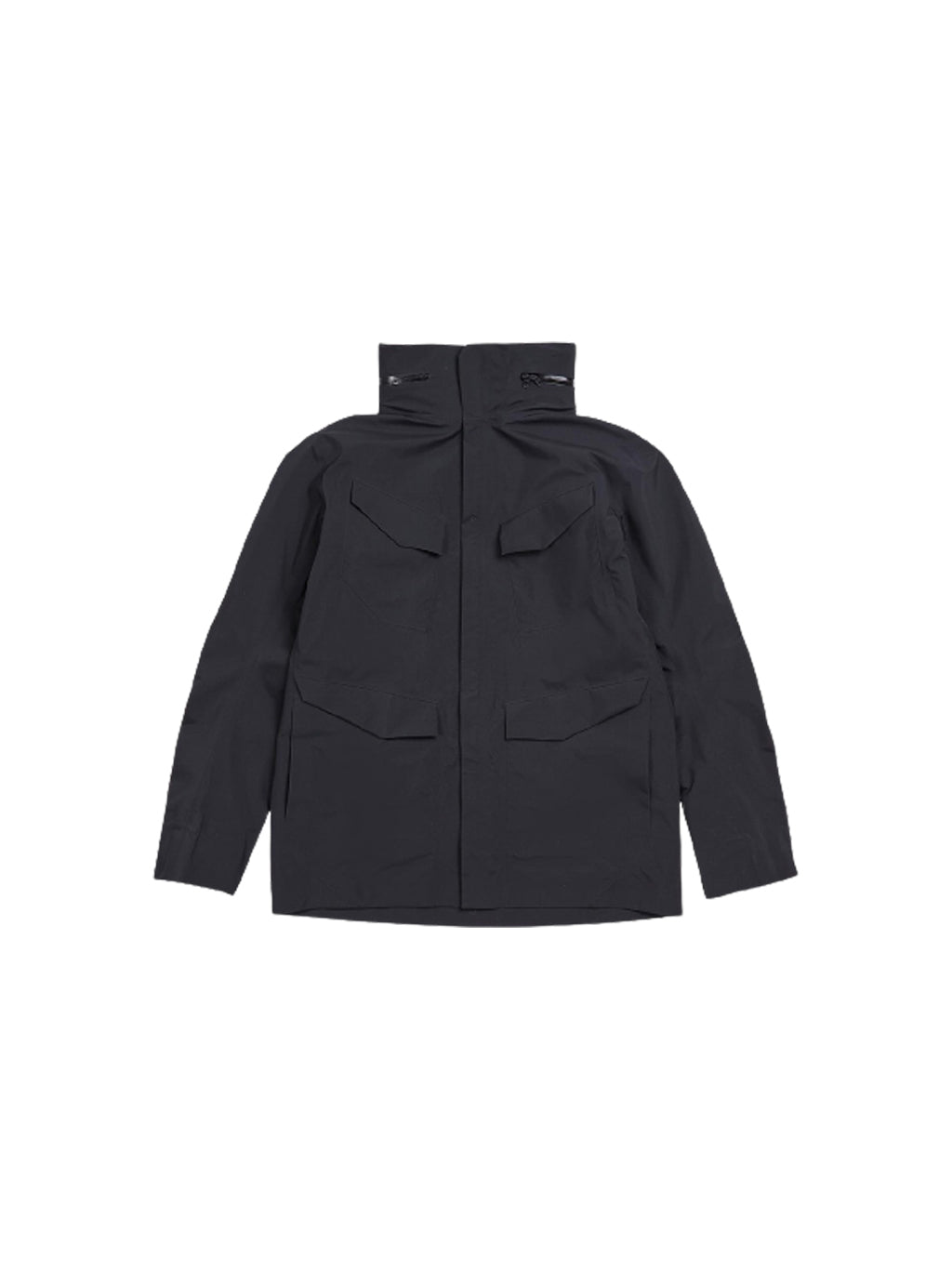 Black Veilance Field It Jacket