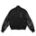 Black Team Chrystie Varsity Jacket thumbnail 1