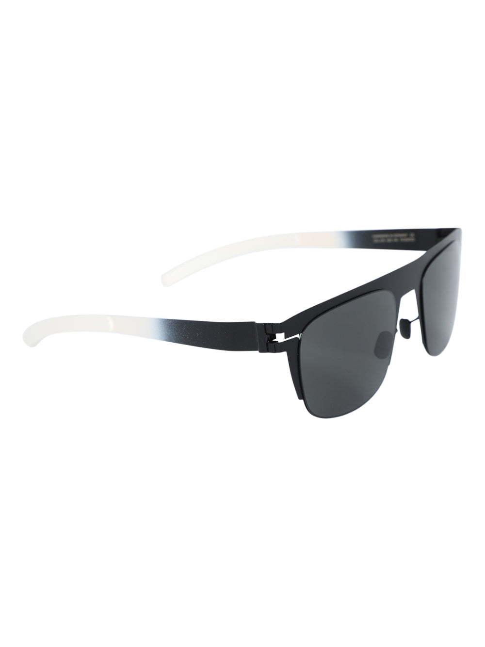 Black & White Bernhard Willhelm Degrade Sunglasses