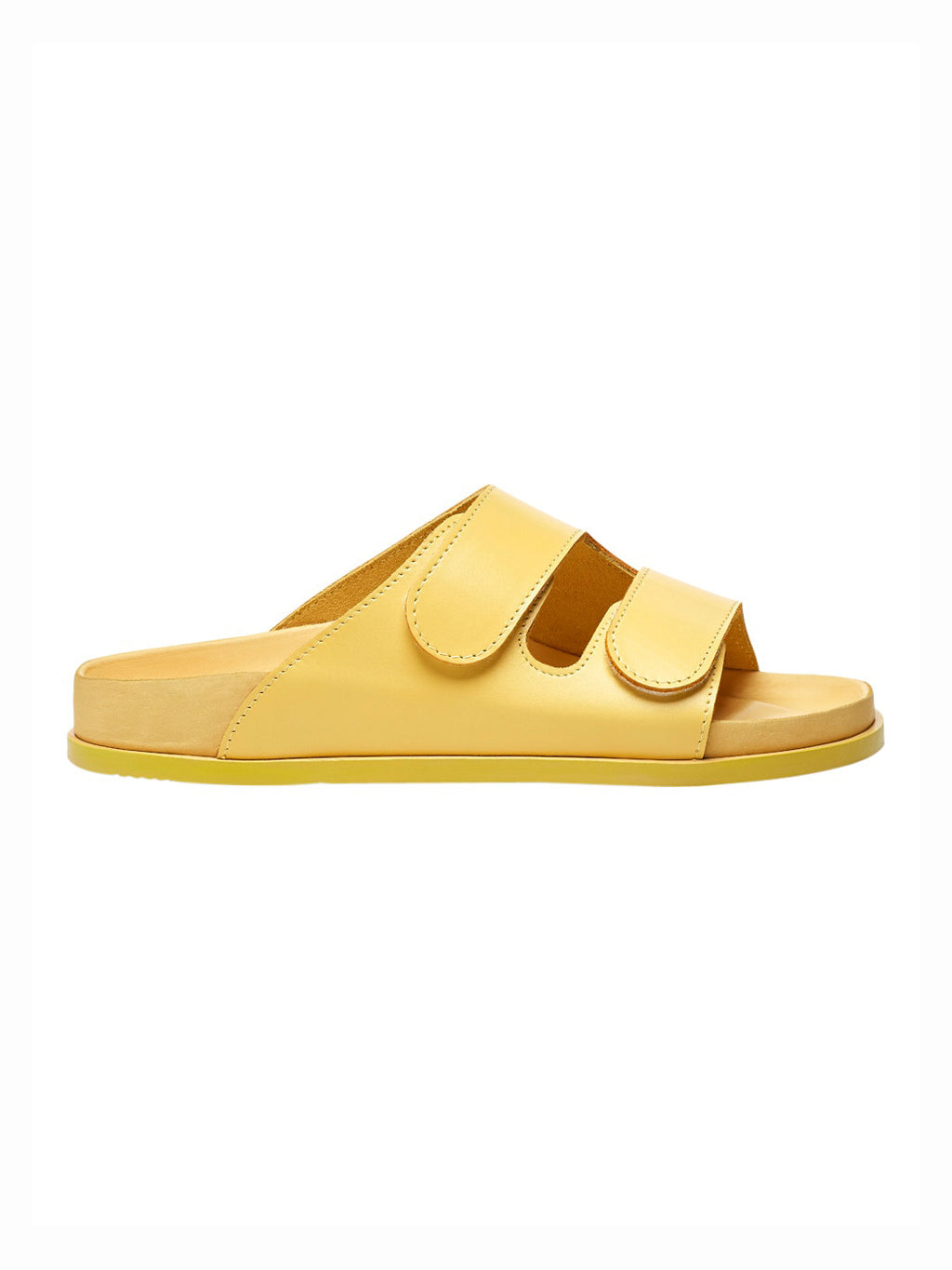 Lemon Drop Birkenstock x Toogood The Forager Sandals