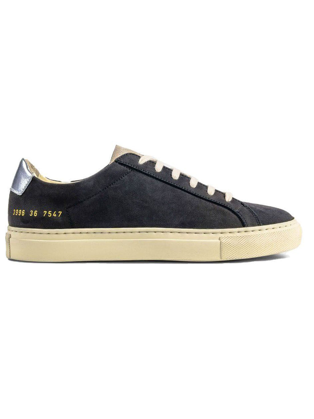 Black Retro Low Special Edition Sneakers