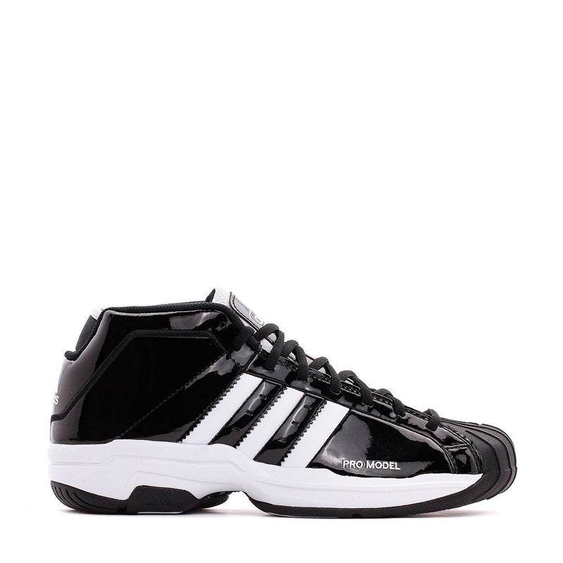 Black & White Basketball Pro Model 2G Shoes