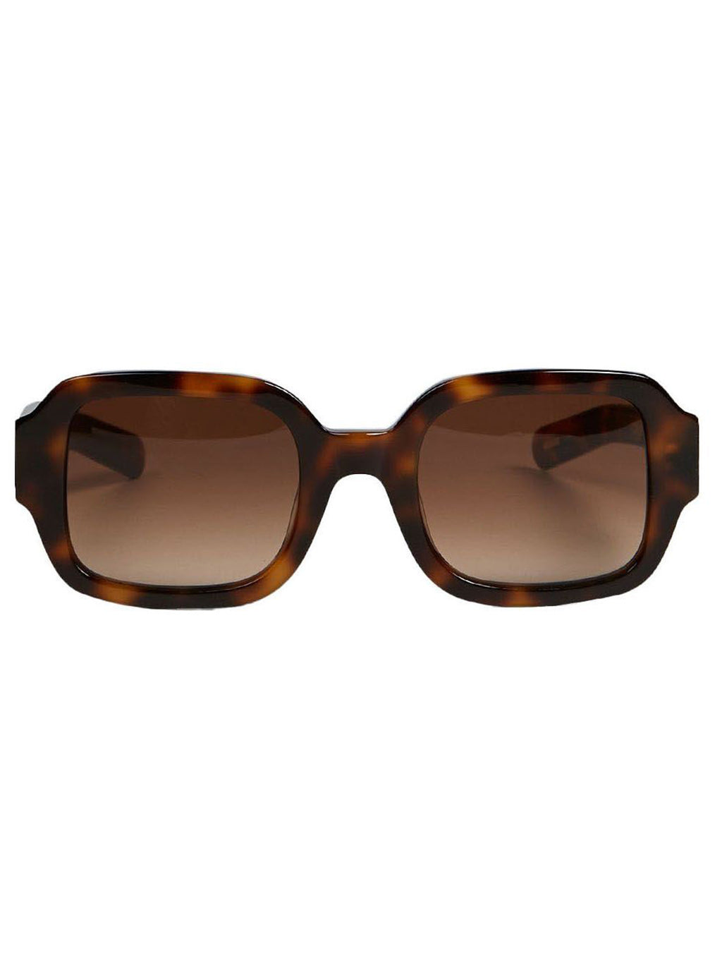 Brown Tishkoff Sunglasses