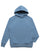 Bue Clean Cut Side Pockets Hoodie thumbnail 1
