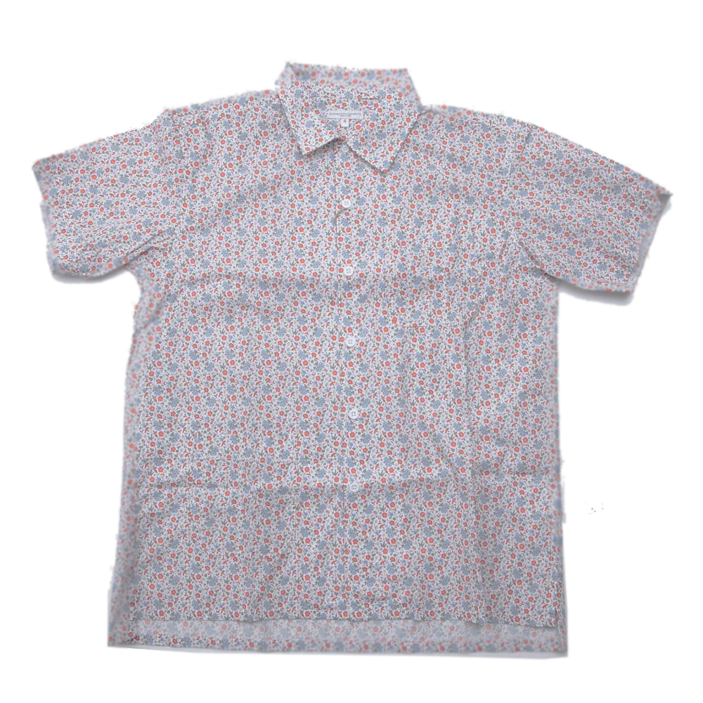 Multi Short Sleeve Camp Shirt