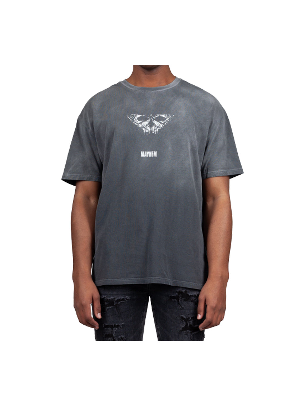 Dark Grey Mayhem T-shirt