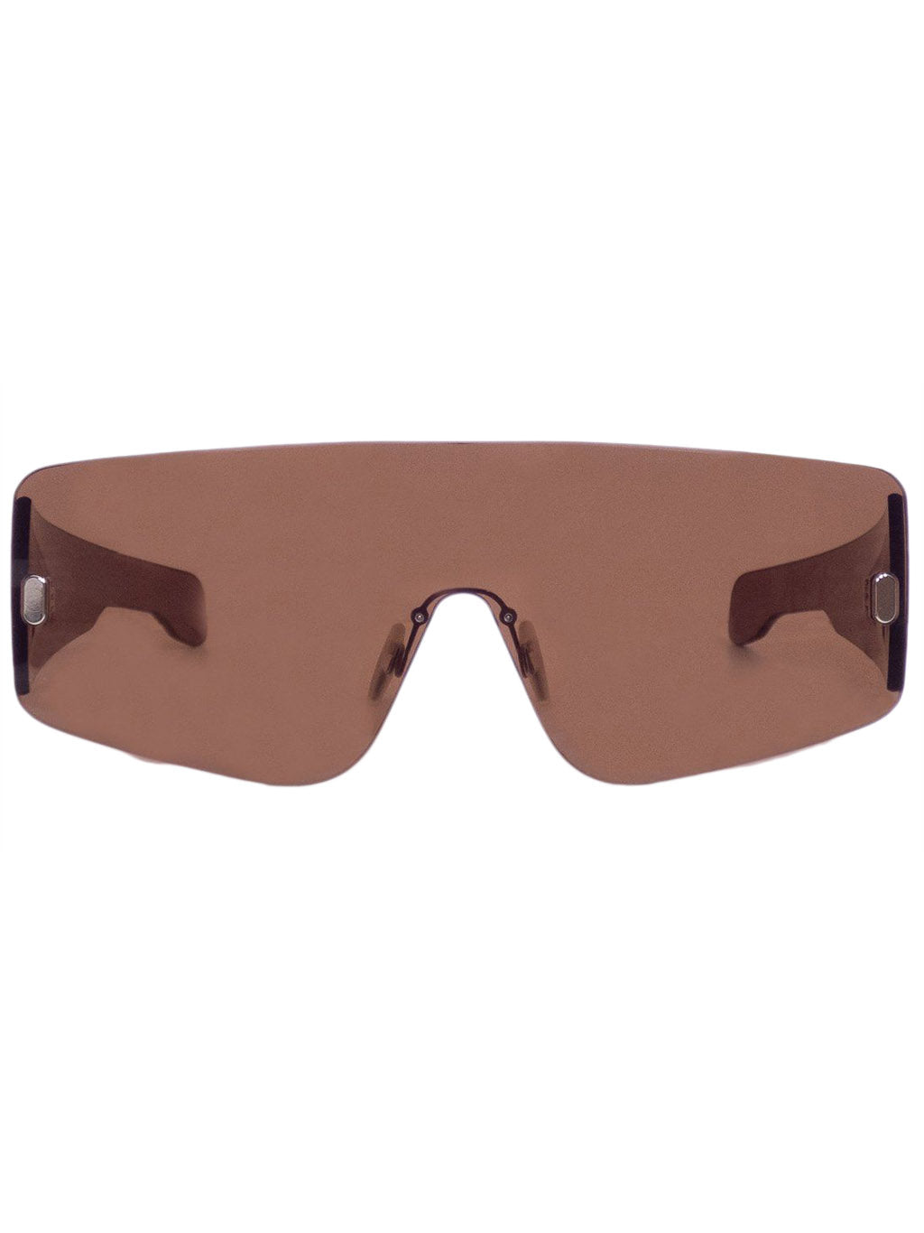 Brown Acetate Xenon Sunglasses