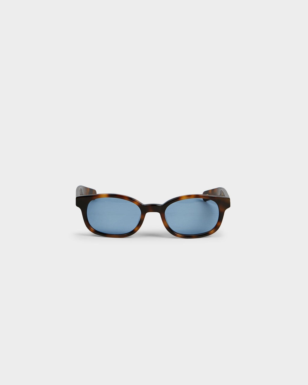 Brown & Blue Le Bucheron Sunglasses