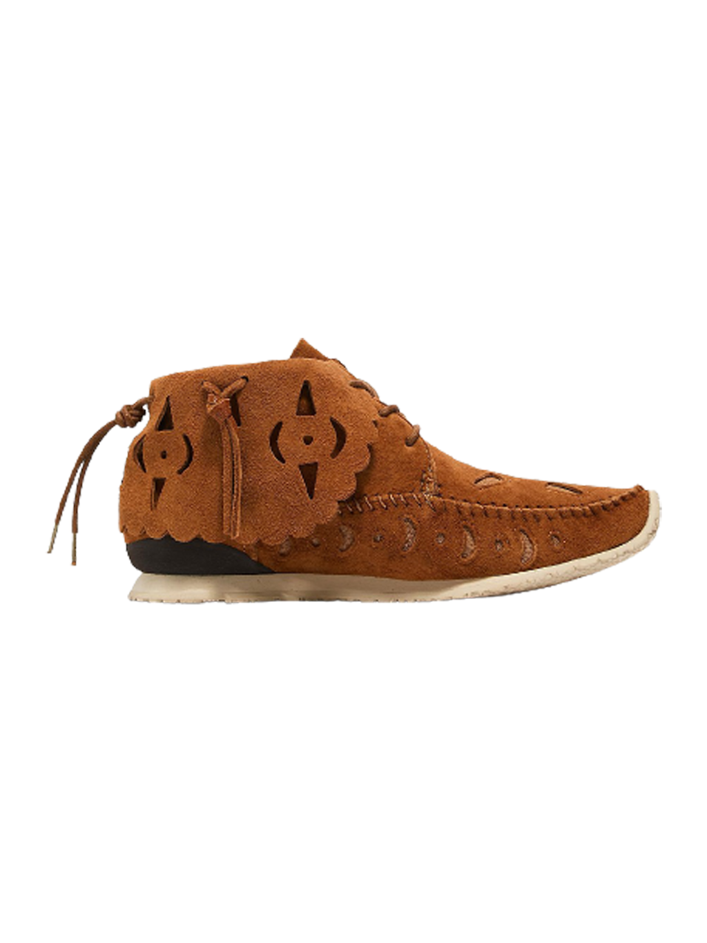Brown Fbt Bearfoot Perf-Folk Shoes