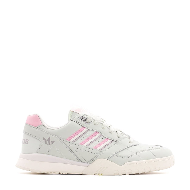 Green & Pink A.R. Trainer Sneakers