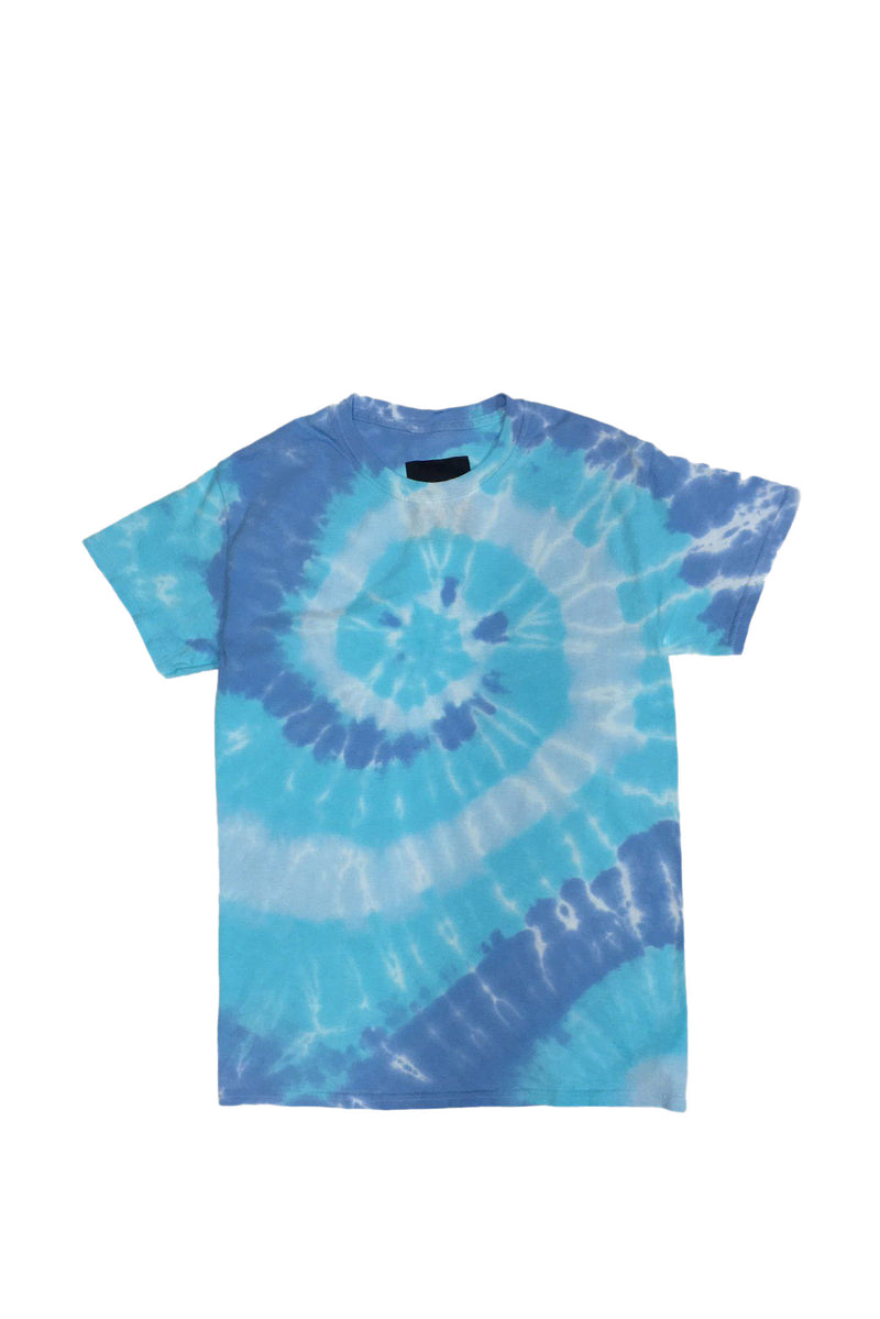 Light Blue Tie Dye T-Shirt