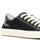 Black Canvas Tabi Sneakers thumbnail 2