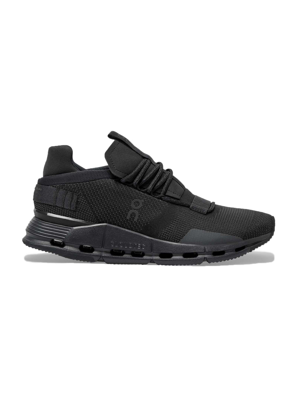 Black Cloudnova Sneakers