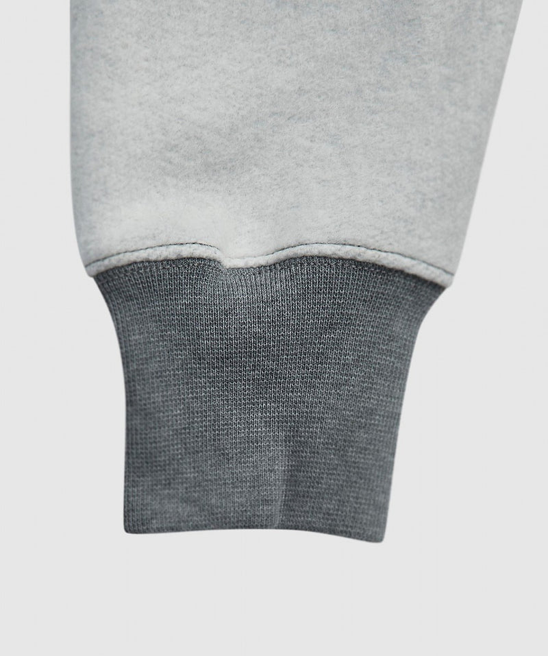 Grey Pouch Pocket Sweatshirt
