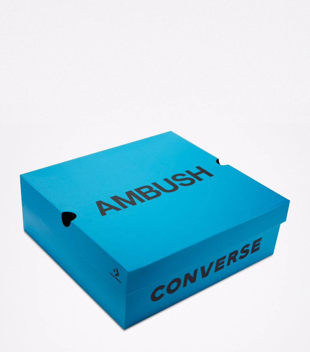 Blue  x Ambush CTAS Duck Boots
