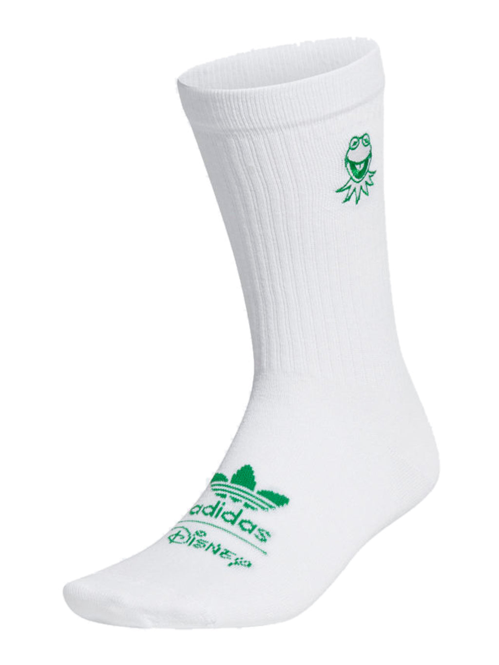 White Kermit Socks