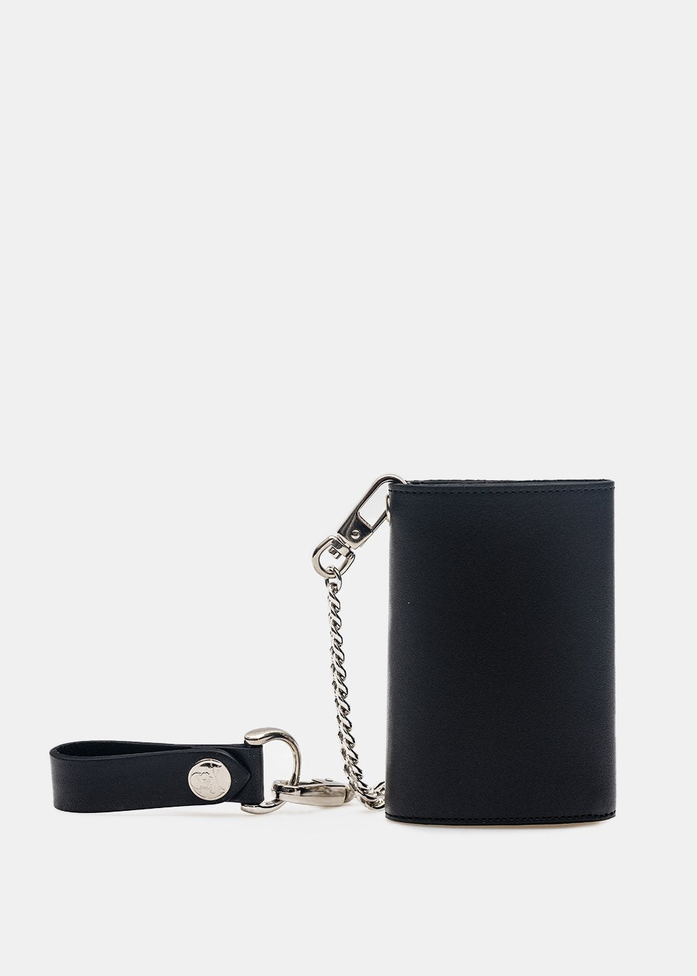Black Chained Wallet