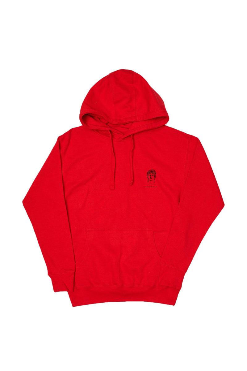 Red Intuitive Arts Hoodie