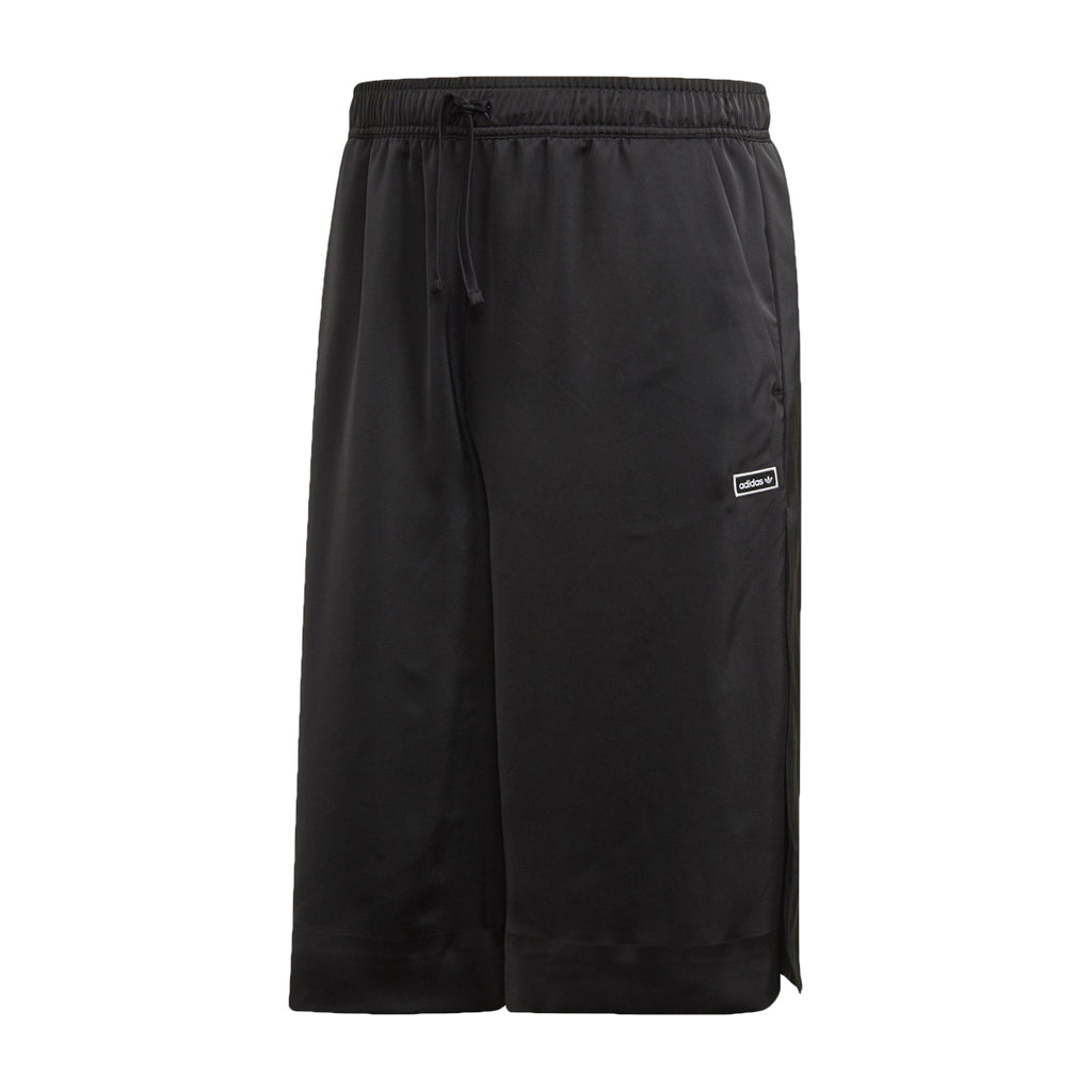 Black 3 Stripes Shorts