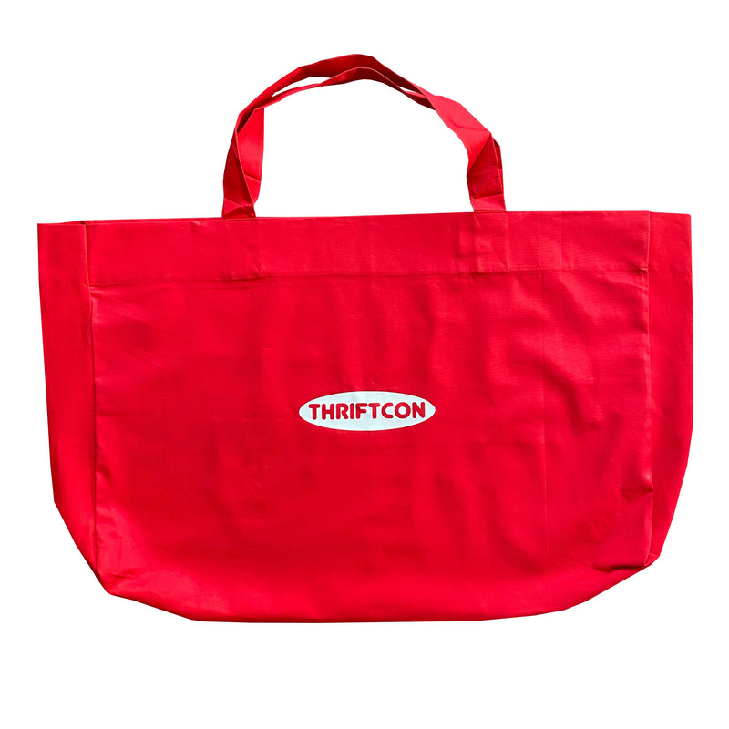Red Big Haul Oversized Tote Bag (O/S)