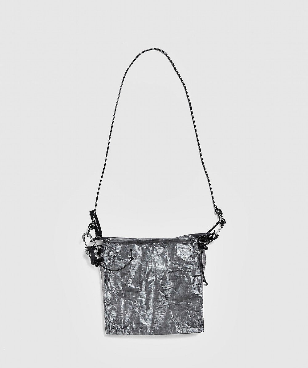 Grey Dyneema Sacoche Bag