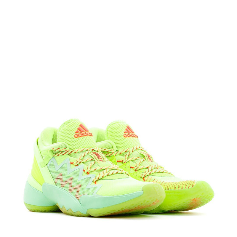 Green Issue 2 Spida Sense Glow Basketball Sneakers