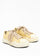 Beige Overdyed Canvas Sneakers thumbnail 2