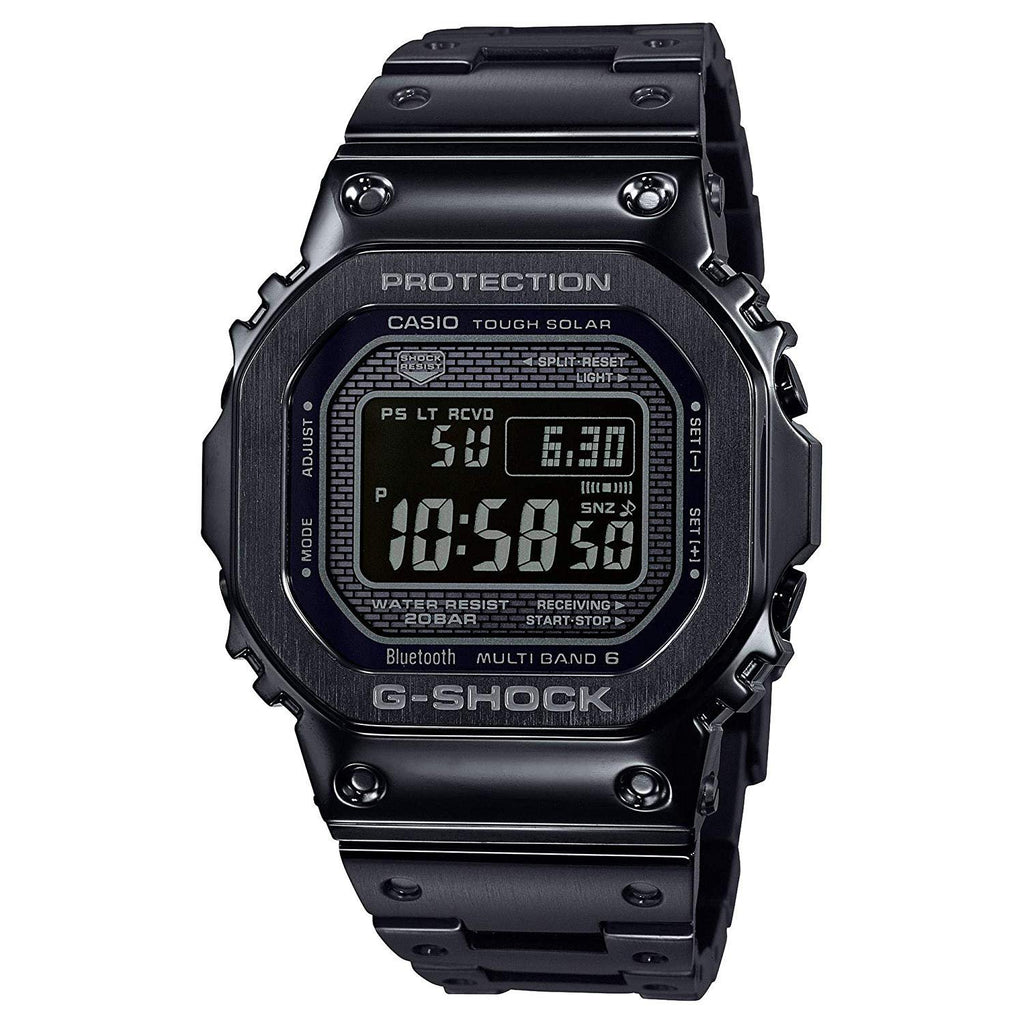 Black G-Shock Full Metal GMWB5000GD-1 Watch