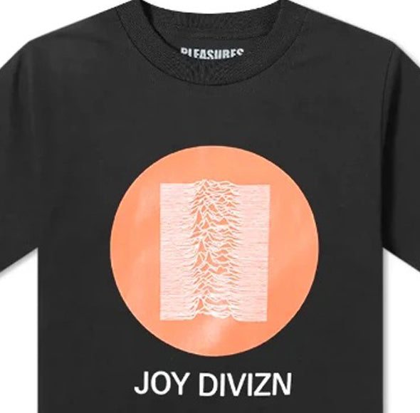 Black Joy Division Global T-Shirt