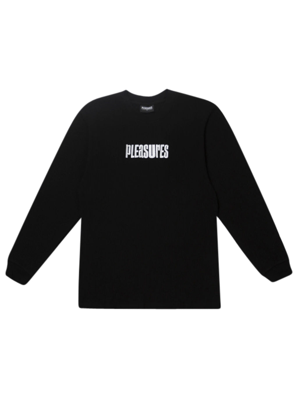 Black Strife Thermal Long Sleeve Shirt