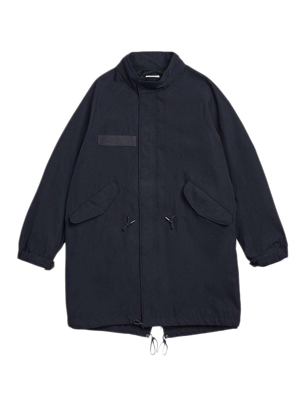 Navy Six-Five Fishtail Parka