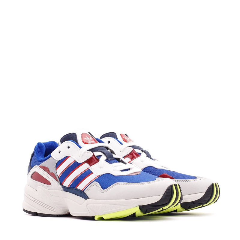 White & Navy Yung-96 Shoes