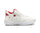 White & Red Gravis Rival Sneakers thumbnail 1
