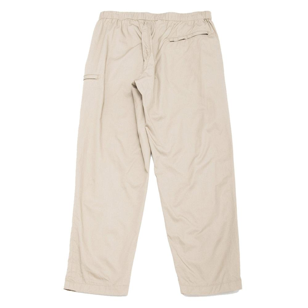 Khaki High Count Drawstring Pants