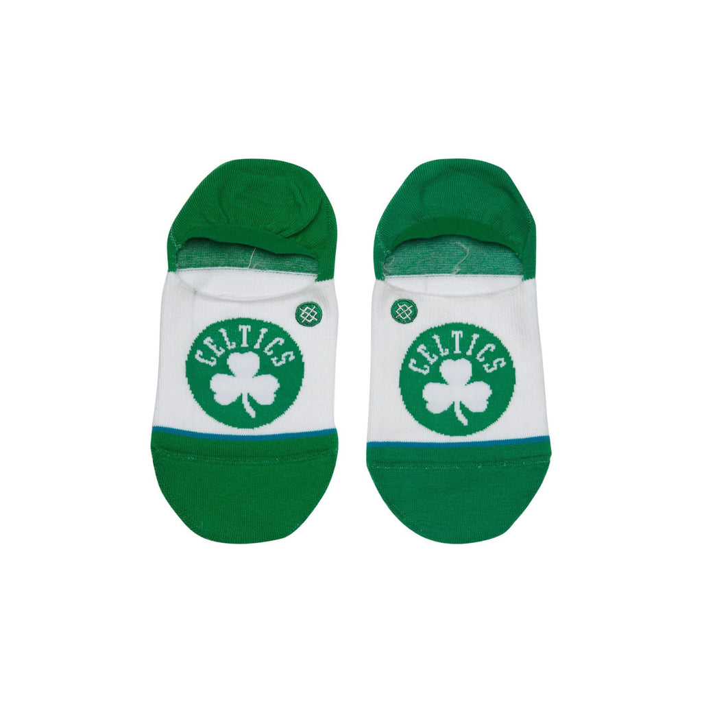 Green NBA Boston Celtics Invisible Socks