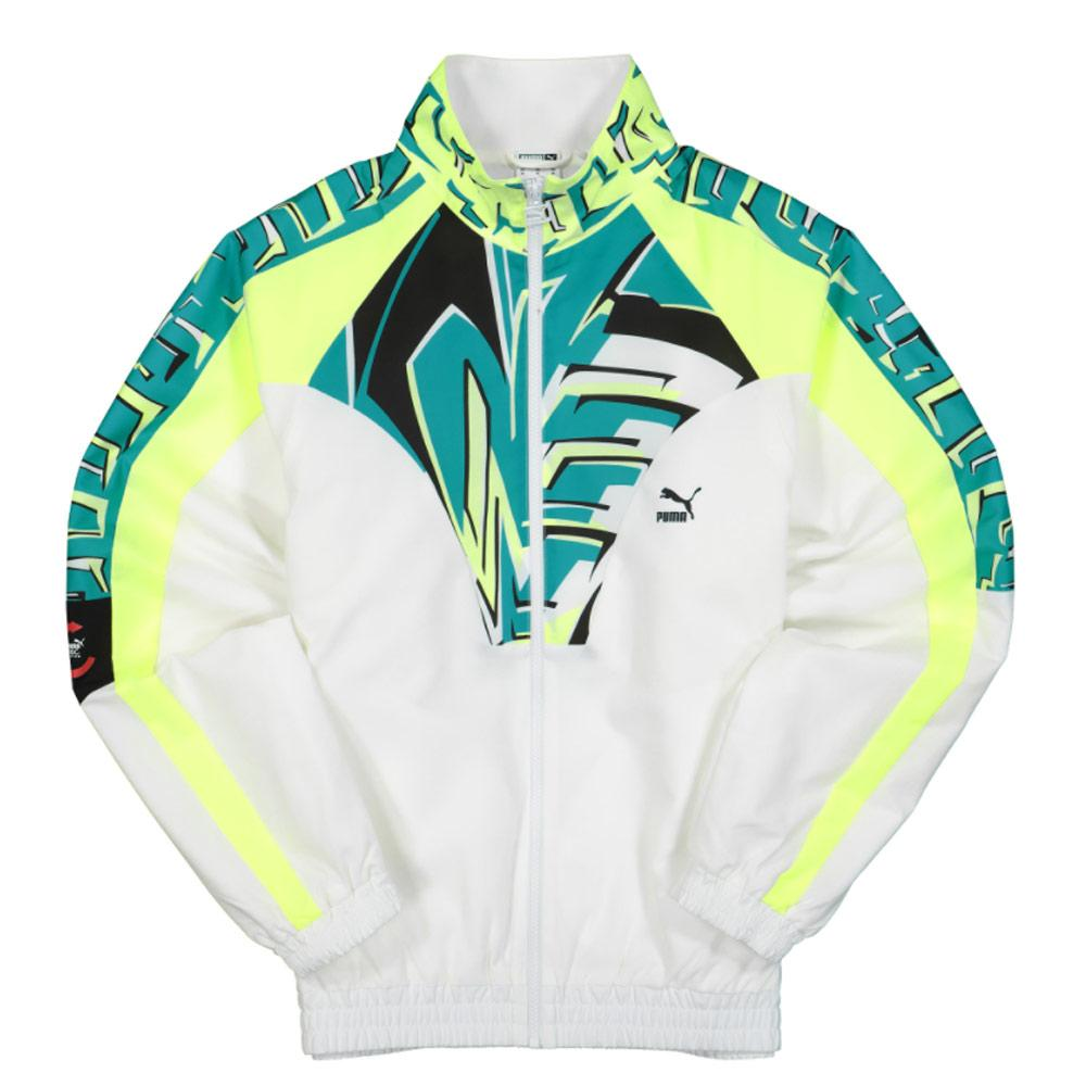 Puma White OG Disc Track Jacket