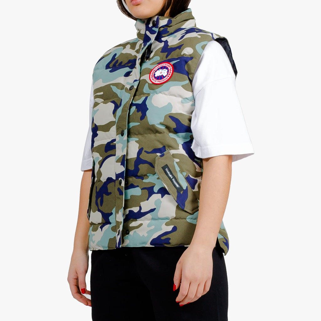 Multi Ladies Freestyle Vest