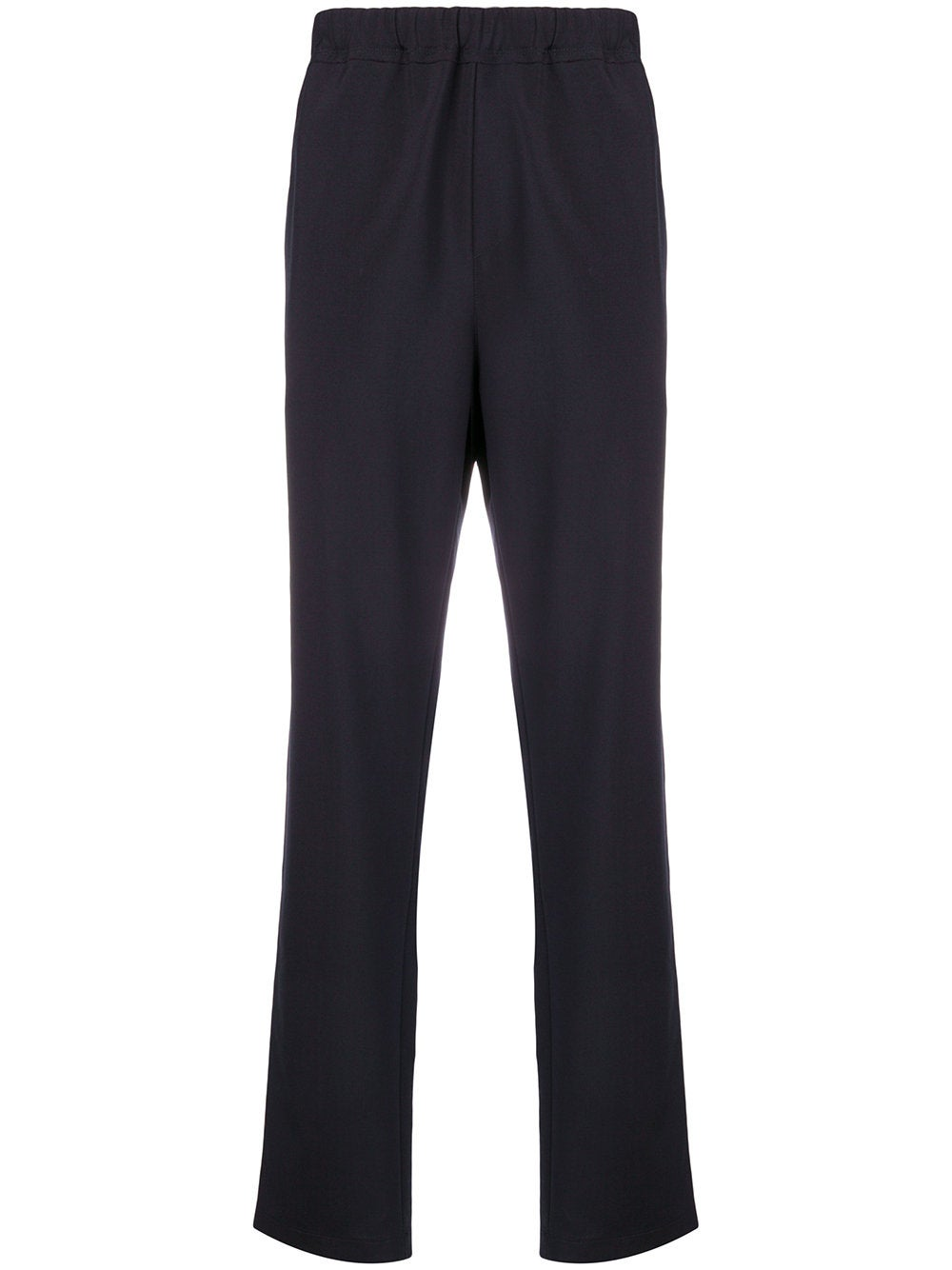 Blue Drawcord Trousers