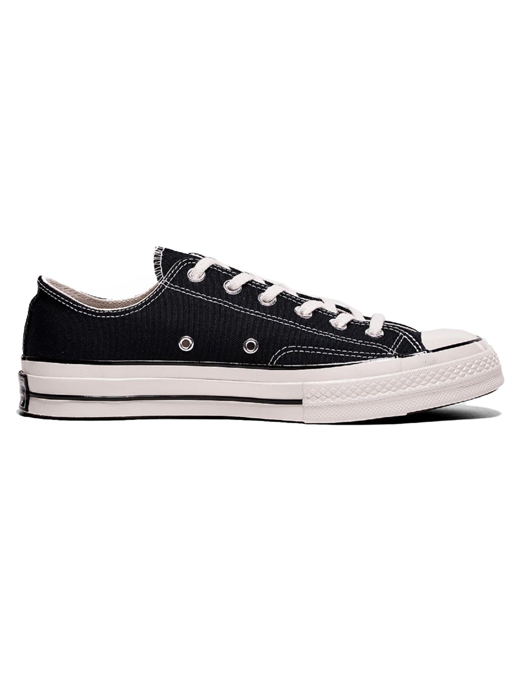 Black & White Chuck Taylor All Star 70S Sneakers