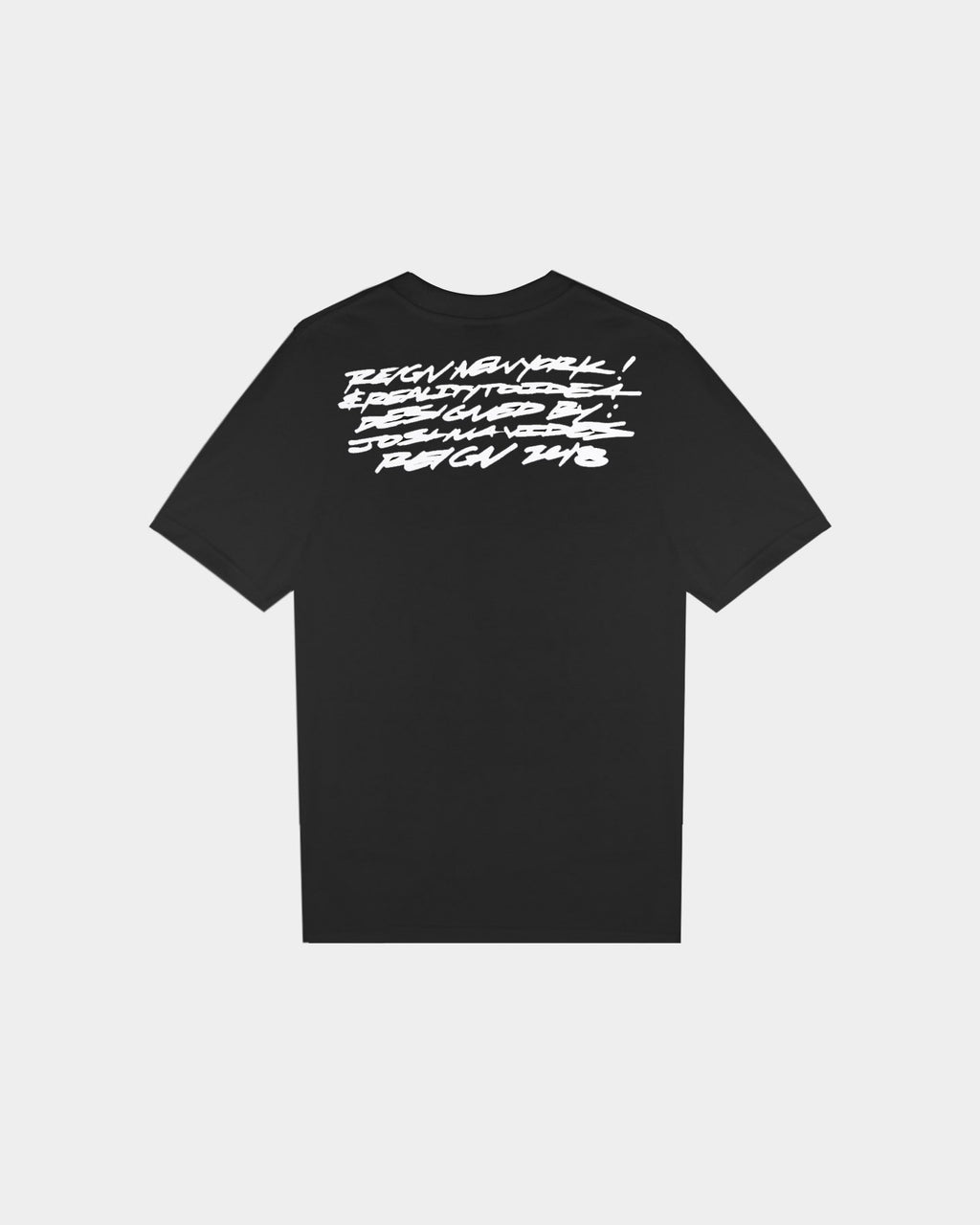 Black Logo Short Sleeve T-Shirt