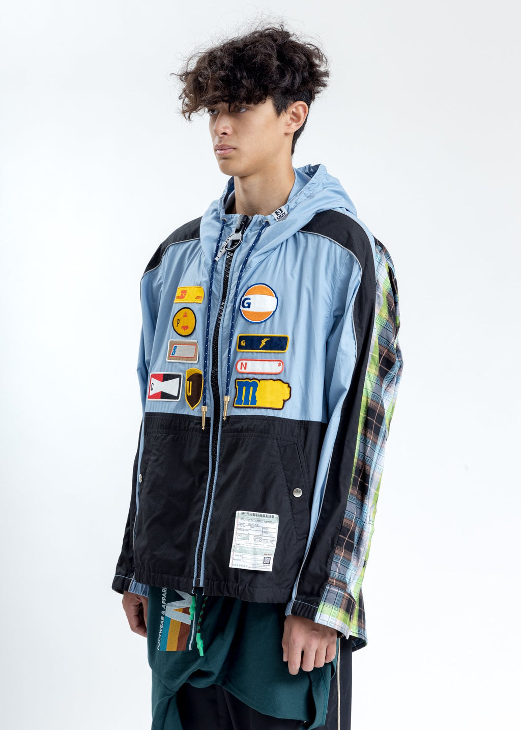 Blue Back Docking Jacket