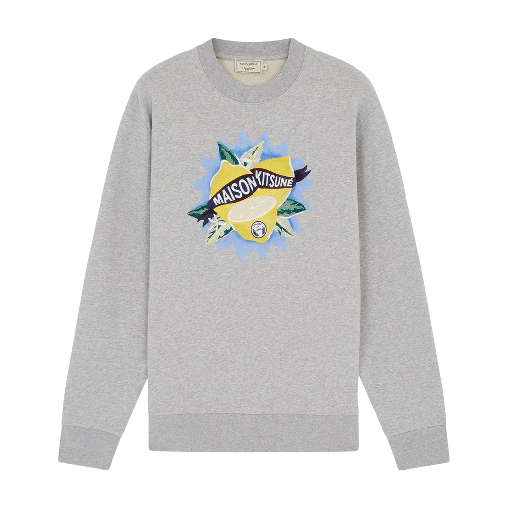 Grey Limone Sweatshirt