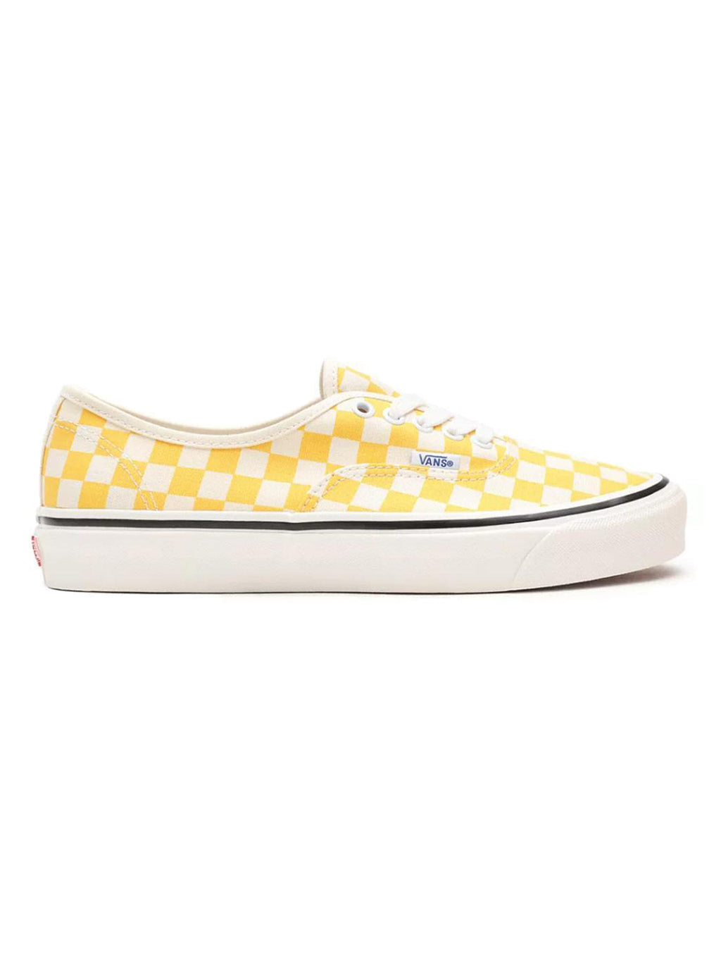 OG Yellow & OG Checker Anaheim Factory Authentic 44 DX Sneakers